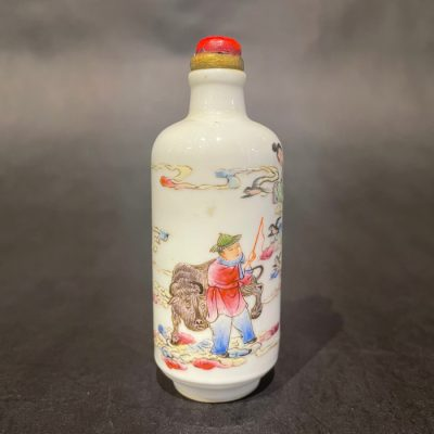 Porcelain Snuff Bottle FA-1563